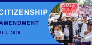 Citizenship (Amendment) Bill, 2019