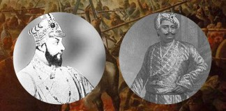 Mir Qasim and Mir Jafar