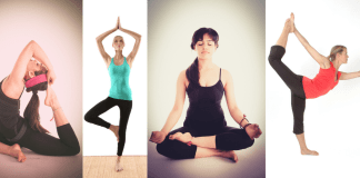 yoga poses to beat stress