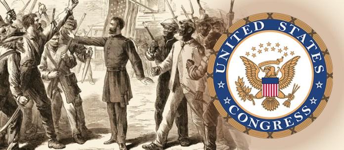 Slavery in America abolished