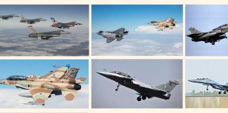 Fighter jets of IAF