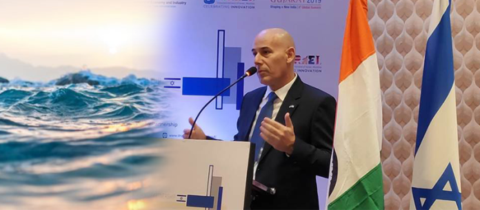 India-Israel Water Attache