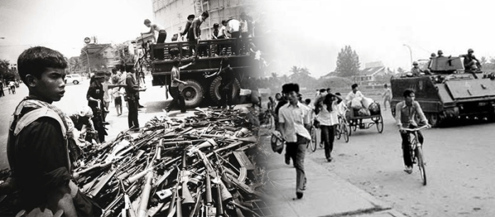 Khmer Republic Cambodia
