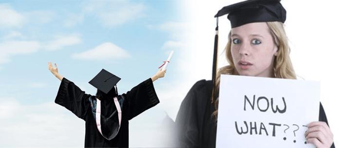 internship after graduation