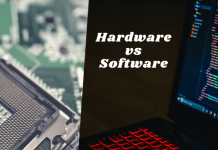 Hardware vs Software