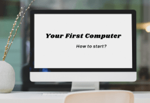 how to start computer