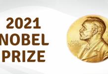 2021 Nobel Prize