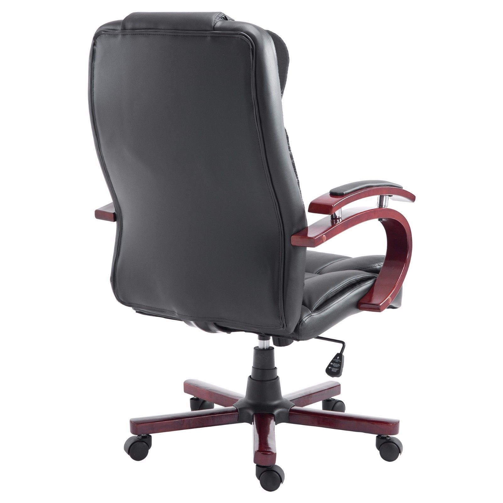 Luxury Office Chair Office Chair High Back Boss Luxury Executive Swivel Pu
