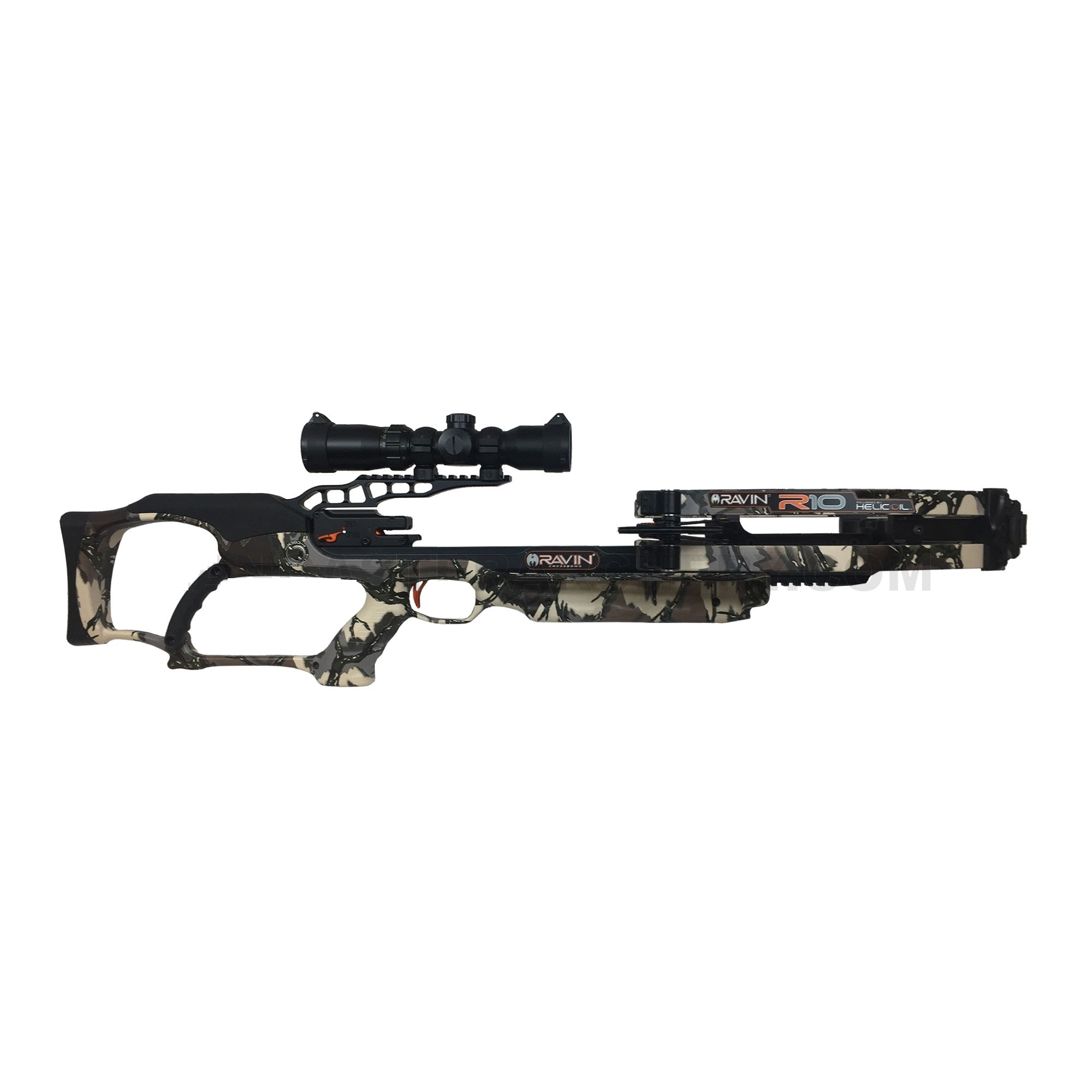 Ravin R20 Crossbow in Predator Camo, Includes Scope