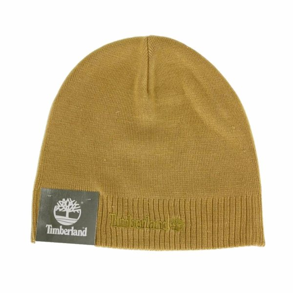 Timberland Beanie Men' Cap Th340029 Knitted Hat