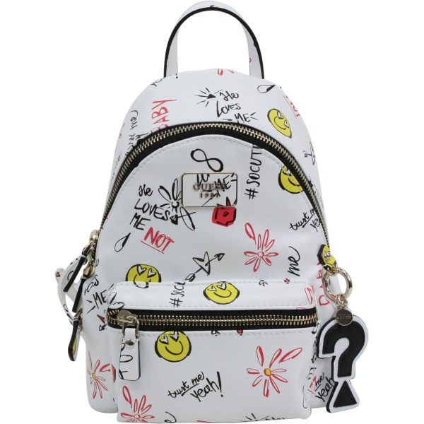 Guess Small Backpack Leeza Cool School