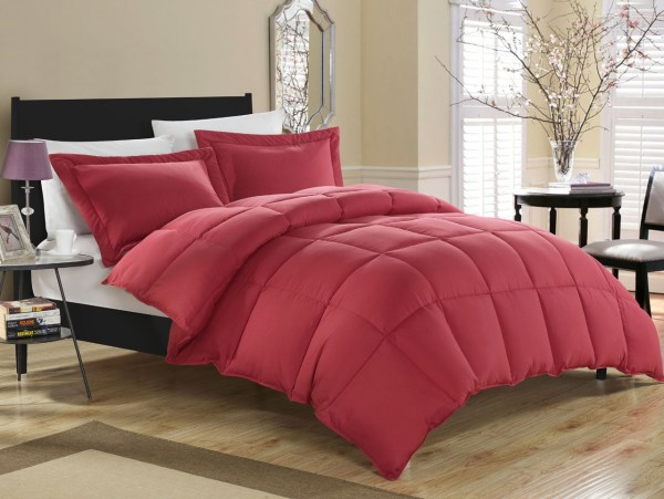 Down Alternative Comforter Sets Queen
