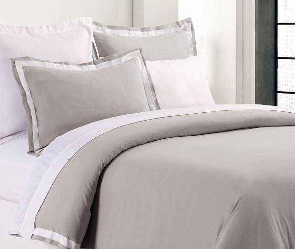 Hotel Collection Duvet Cover Linen