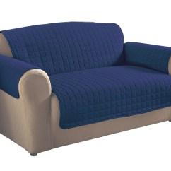Navy Blue Pet Sofa Cover Fabric Material Bangalore Microfiber Protector Ebay