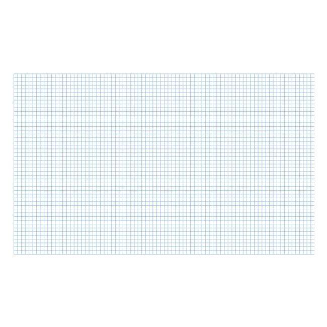 ALVIN 1430-14 QUADRILLE PAPER 8X8 GRID 100-SHEET PACK 17
