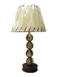 BASEBALL ball Player sports THEME table LAMP accent desk ...