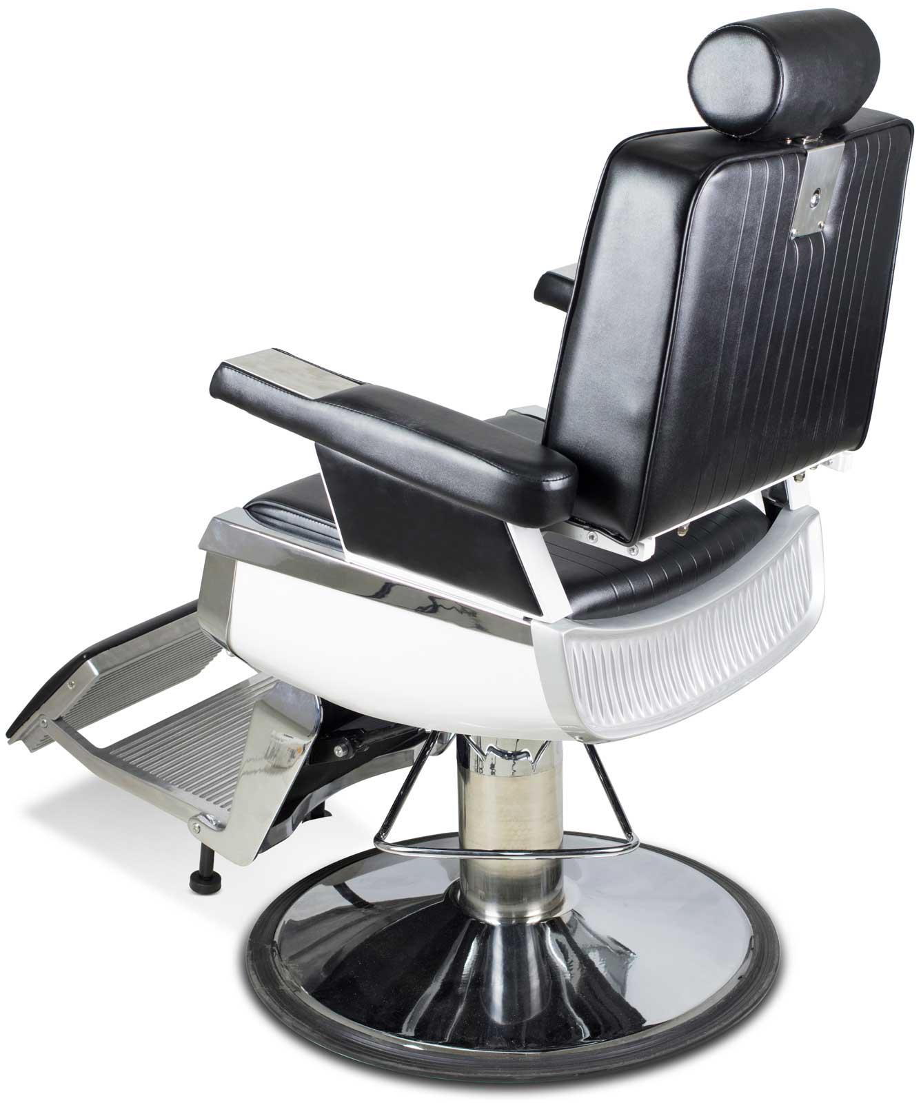 Vintage Barber Chair Quottruman Quot Vintage Reclining Hair Salon Barber Chair Ebay