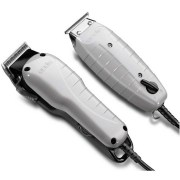 andis barber combo kit clipper trimmer