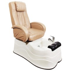 Hydro Massage Chair Counter Height Chairs Set Of 2 New European Touch Omni Salon Pedicure Spa Pd-25 | Ebay