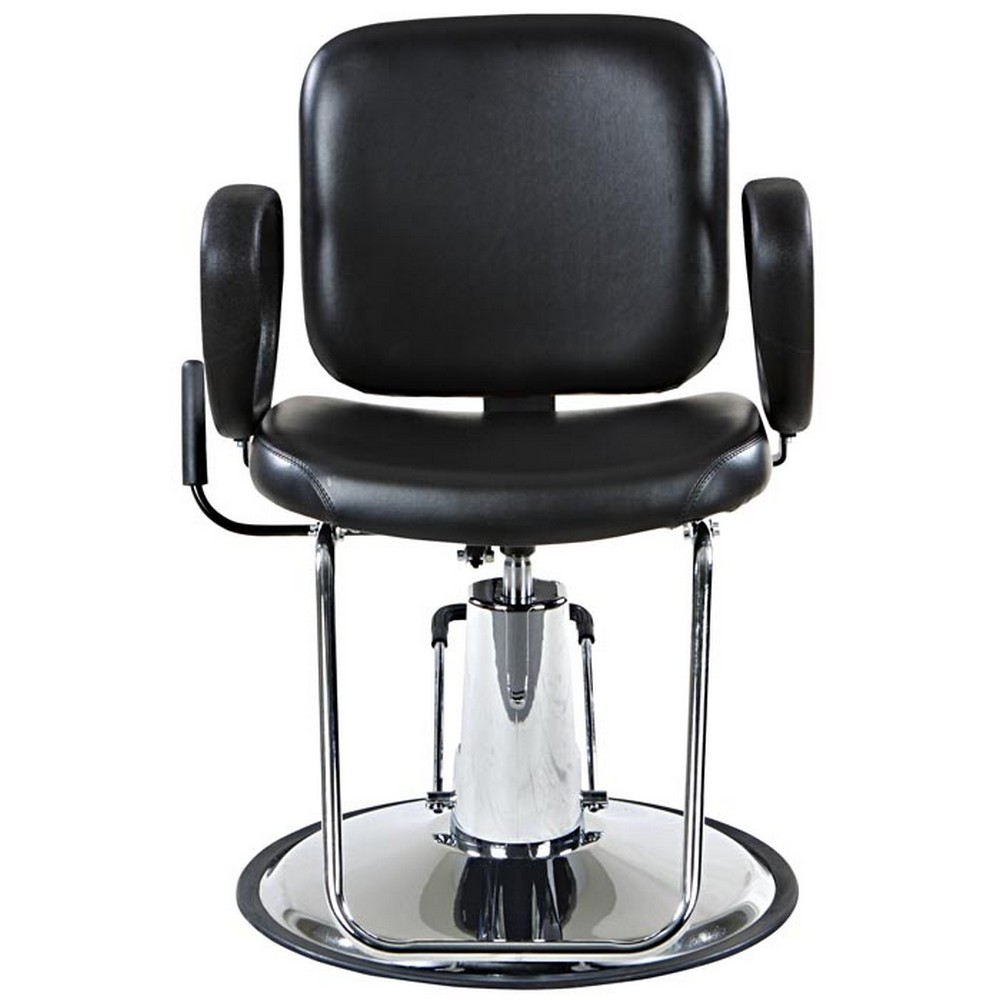 Lombard Reclining Salon Styling Chair Round Base  eBay