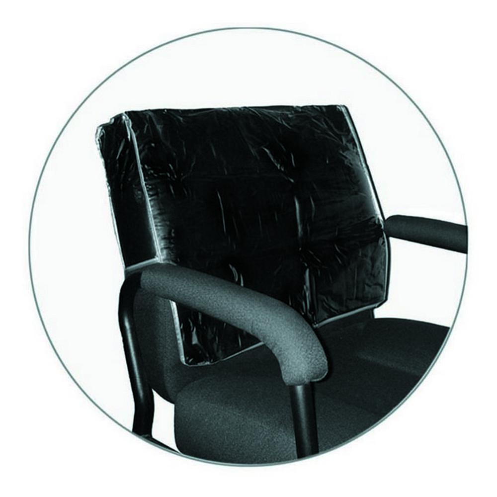 Icarus Black Salon Chair Back Cover Square Corner  eBay