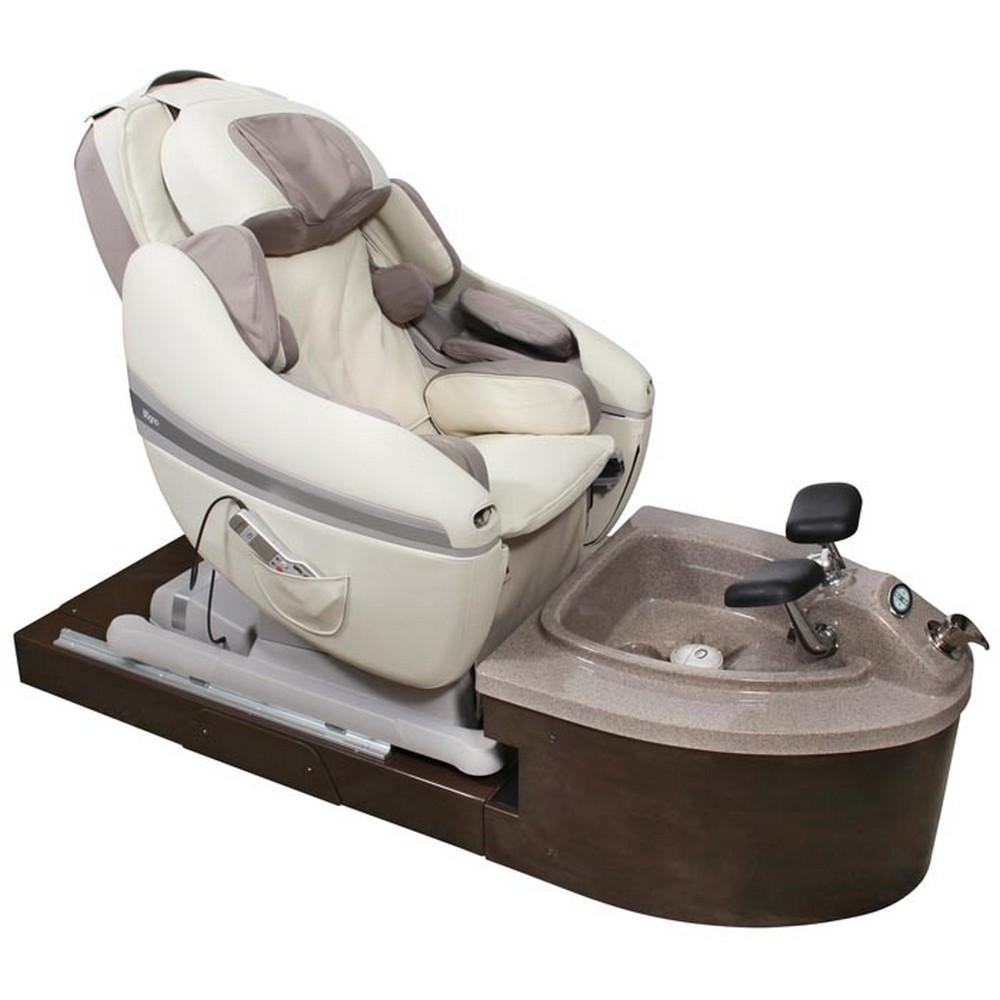 New European Touch Sogno Salon Pedicure Spa Chair PD20  eBay