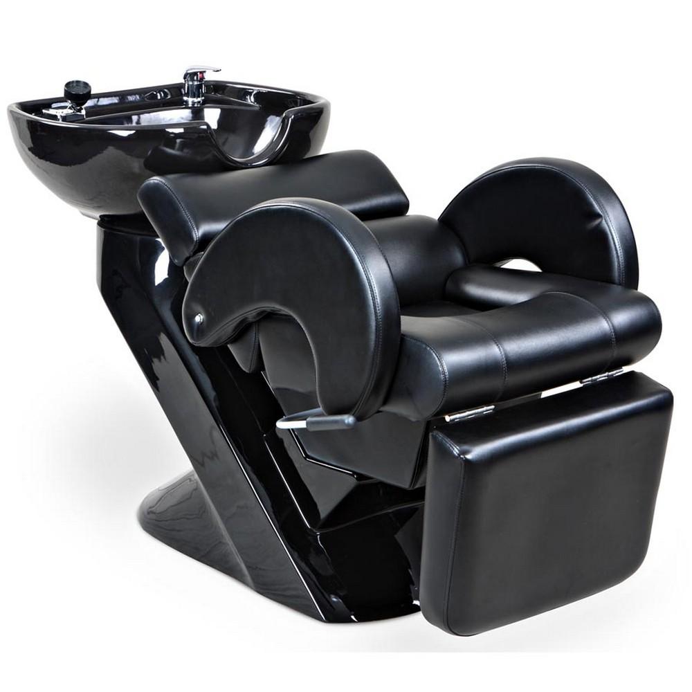 Temple Black Beauty Salon Shampoo Chair  Sink Bowl Unit  eBay