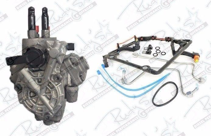 OEM Genuine Ford High Pressure Fuel Pump & Gasket 08-10 6