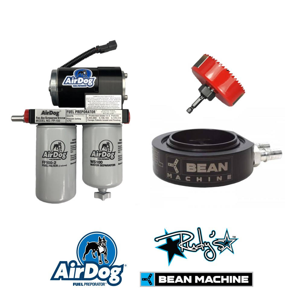 medium resolution of airdog 150 gph fuel lift pump sump for 89 93 dodge ram 5 9l cummins diesel