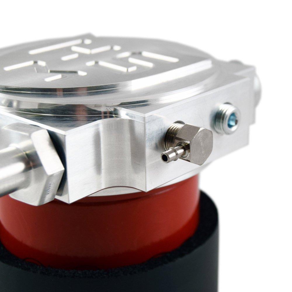 medium resolution of h s fuel filter conversion kit 121003 2011 2019 ford 6 7l powerstroke diesel