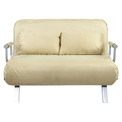 Full Size Sleeper Sofa Slipcover Buy Loveseat Bed Convertible Lounger Chair Faux