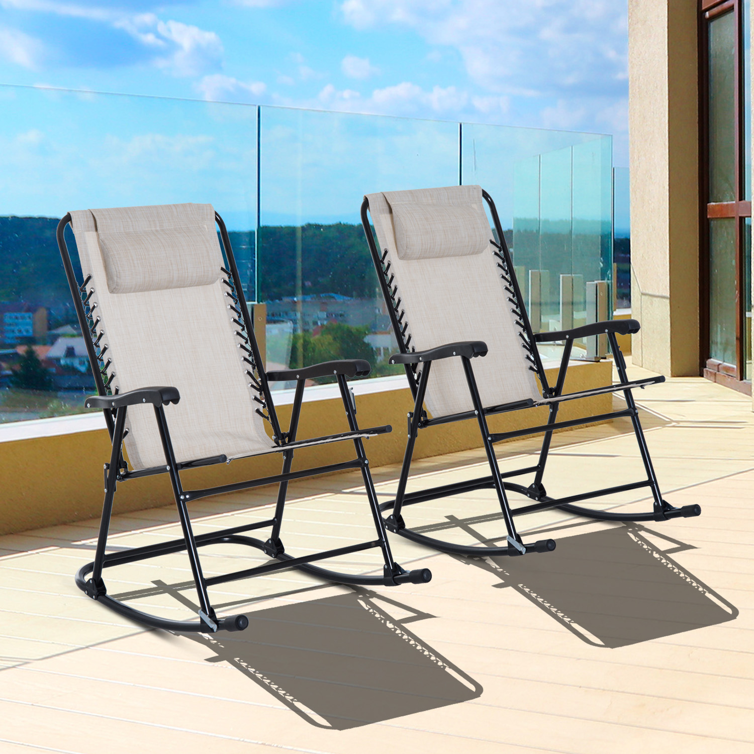 westfield outdoor zero gravity chair shower on wheels for disabled mesh rocking chairs 2pc patio folding