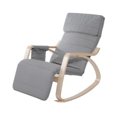 Comfortable Rocking Chair Luxury Covers For Sale Modern Furniture Lounge Recliner