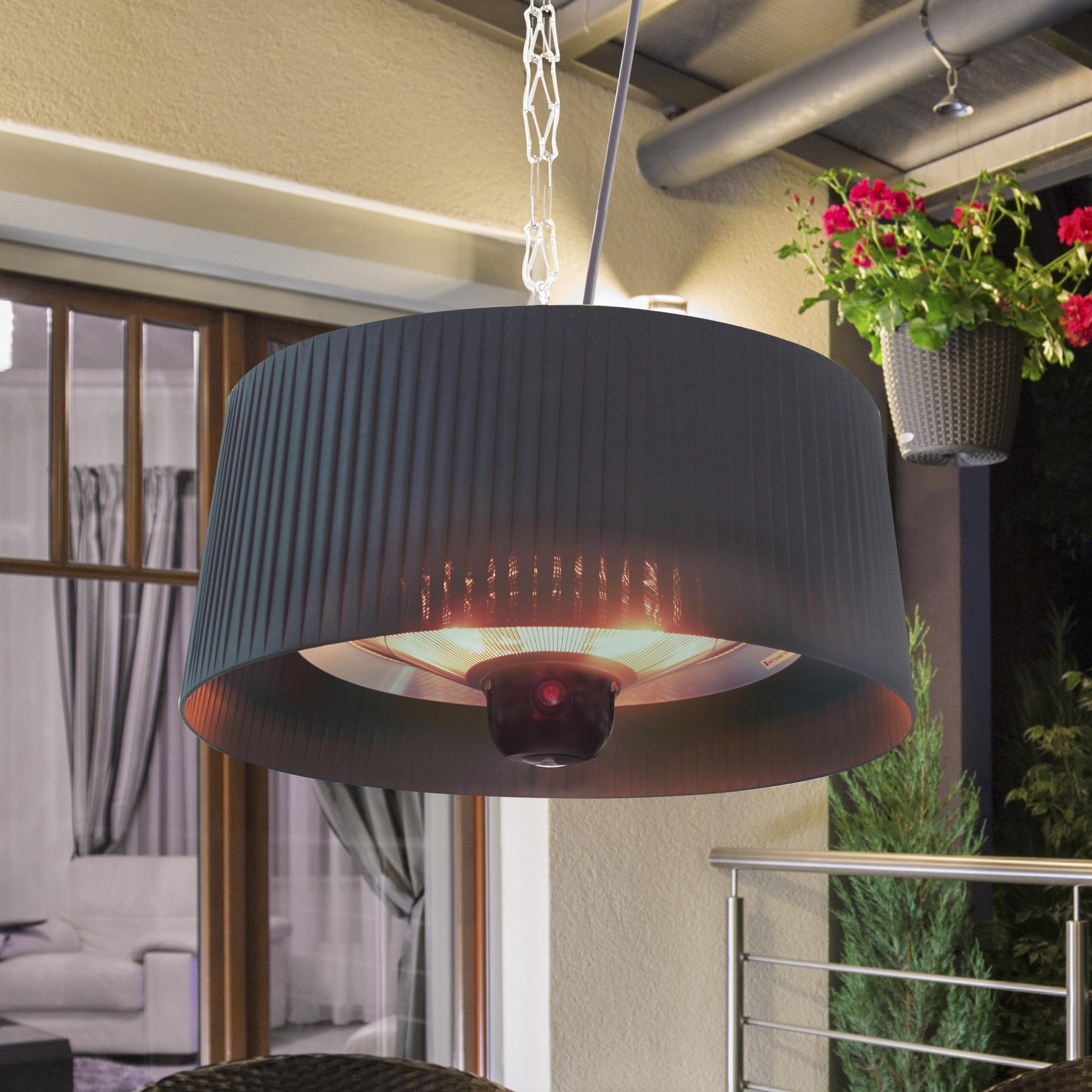 heizstrahler strom terrasse. Black Bedroom Furniture Sets. Home Design Ideas