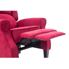 Heated Sofa Recliner Thomasville Benjamin Leather Deluxe Massage Chair Ergonomic Lounge