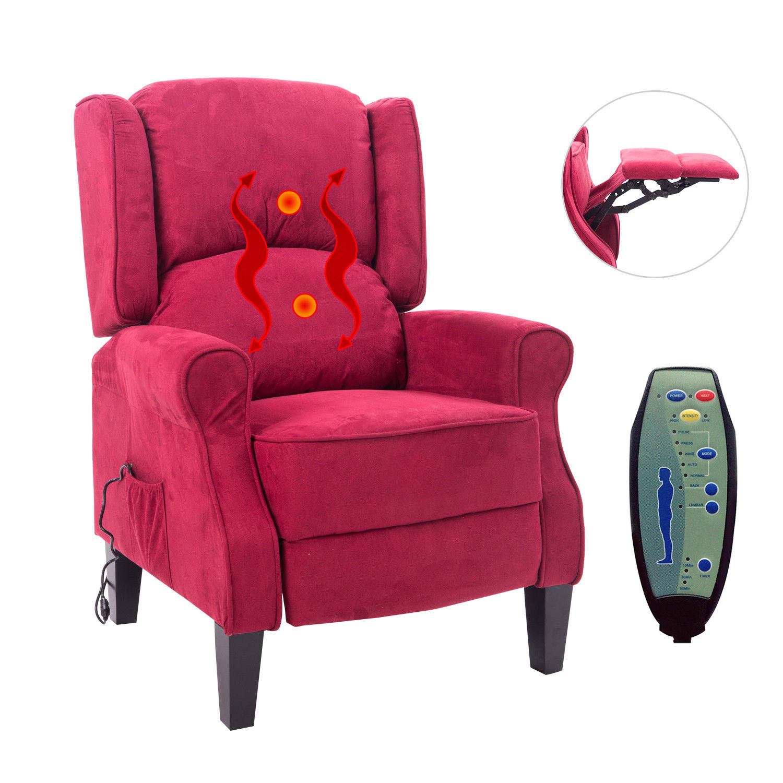 massage chair ebay svan high cushion deluxe recliner heated sofa ergonomic lounge