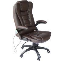 Home Office Computer Desk Massage Chair Executive ...
