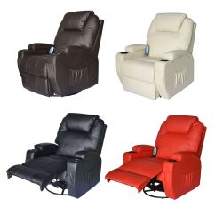 Heated Chair Cover For Recliner Eddie Bauer High Target Massage Sofa Leather Vibrating Lounge Details About Executive W Control