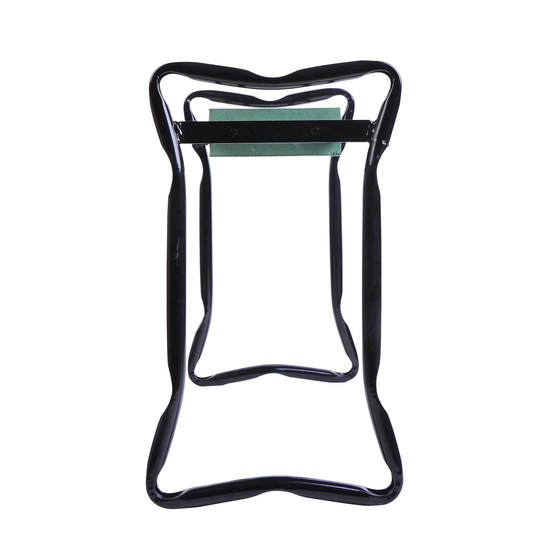 chair stand test elderly swivel side table outsunny 2in1 folding garden kneeler foam pad
