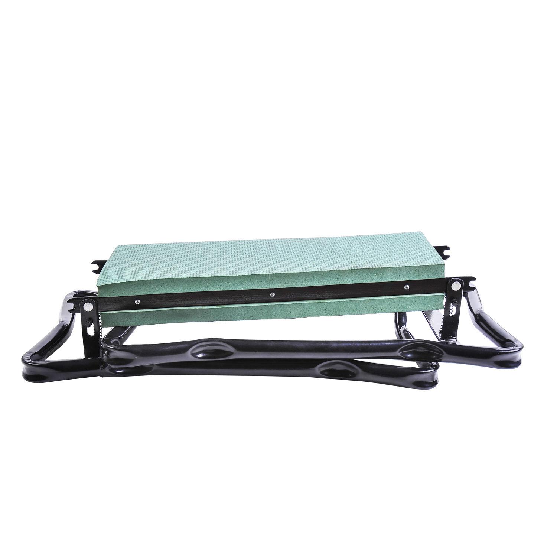 chair stand test elderly folding recliner outsunny 2in1 garden kneeler foam pad