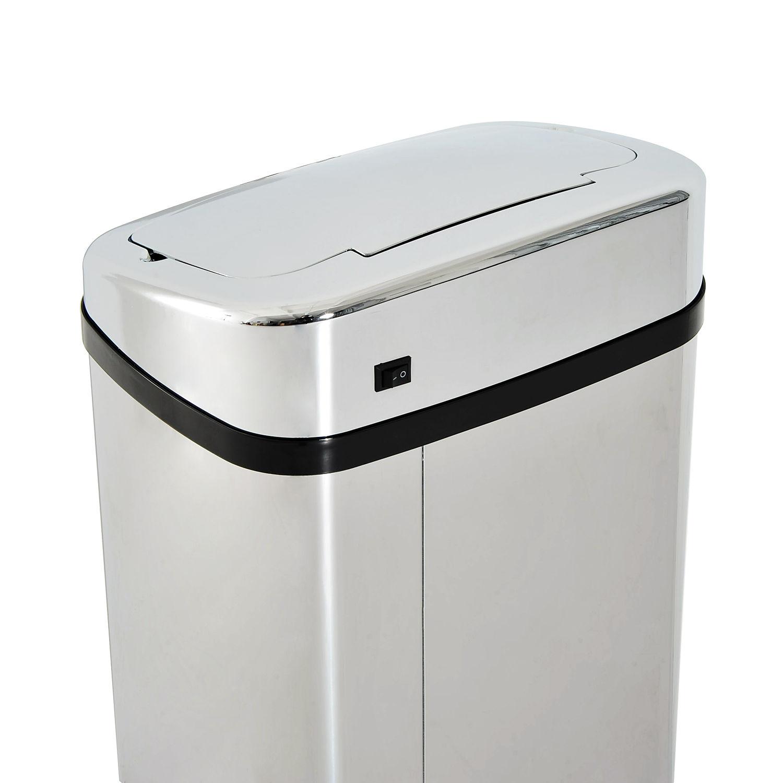 Müllbehälter Küche Abfallbehälter  Automatik Sensor Mülleimer