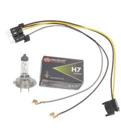 left right headlight wiring harness u0026 h7 55w headlight bulb for mix details about left [ 1900 x 1900 Pixel ]