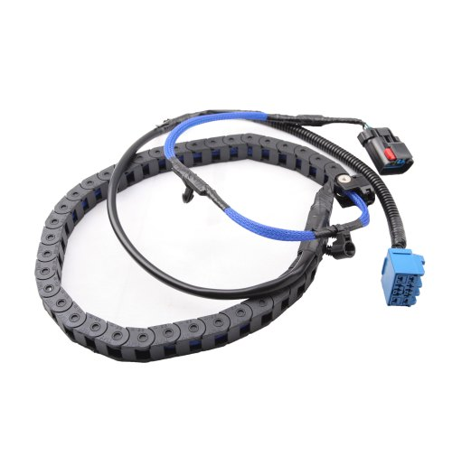 small resolution of details about left manual sliding door wire harness for chrysler voyager dodge caravan 01 03