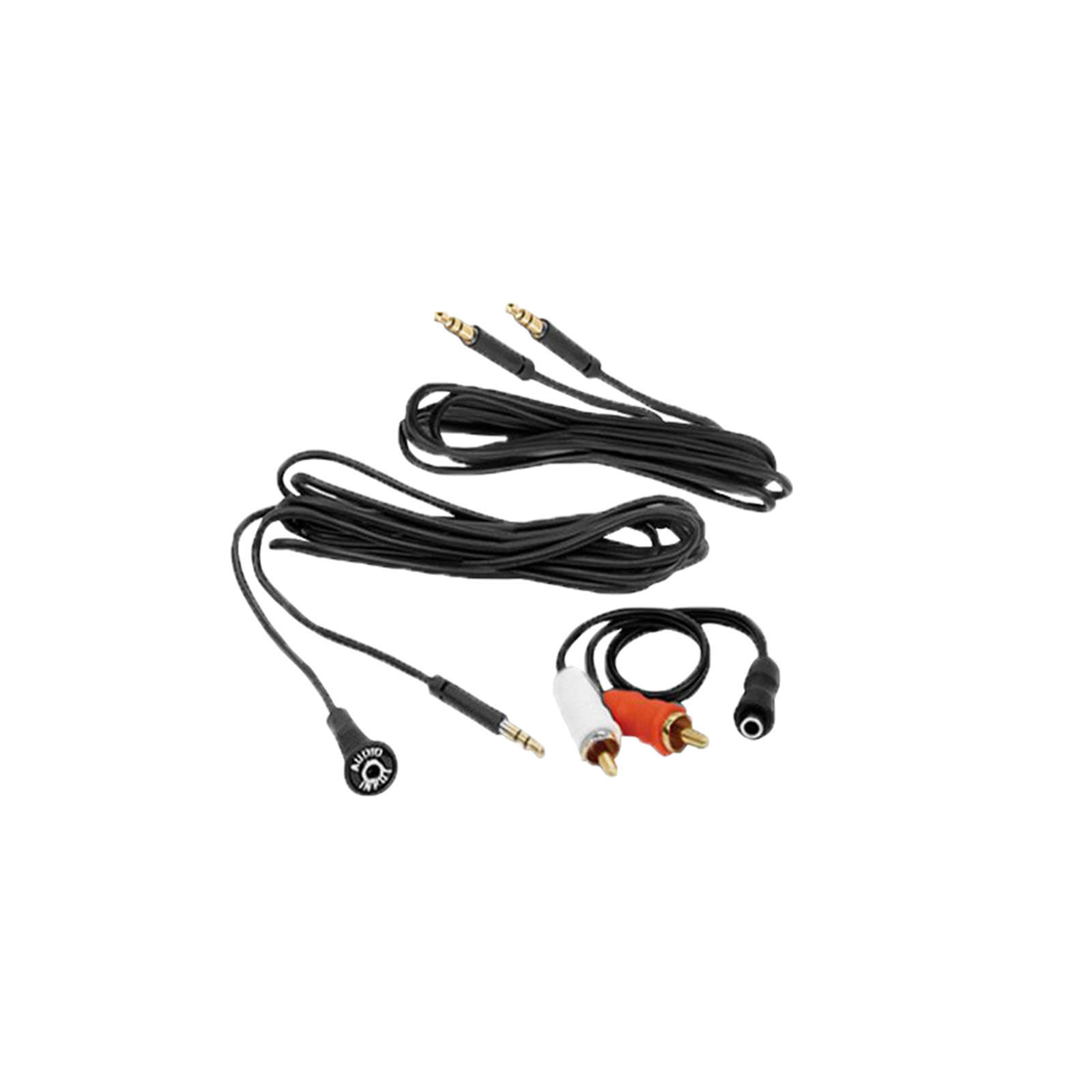 PAC IS335 Dash Mount AUX 3.5mm Headphone Jack Smartphone