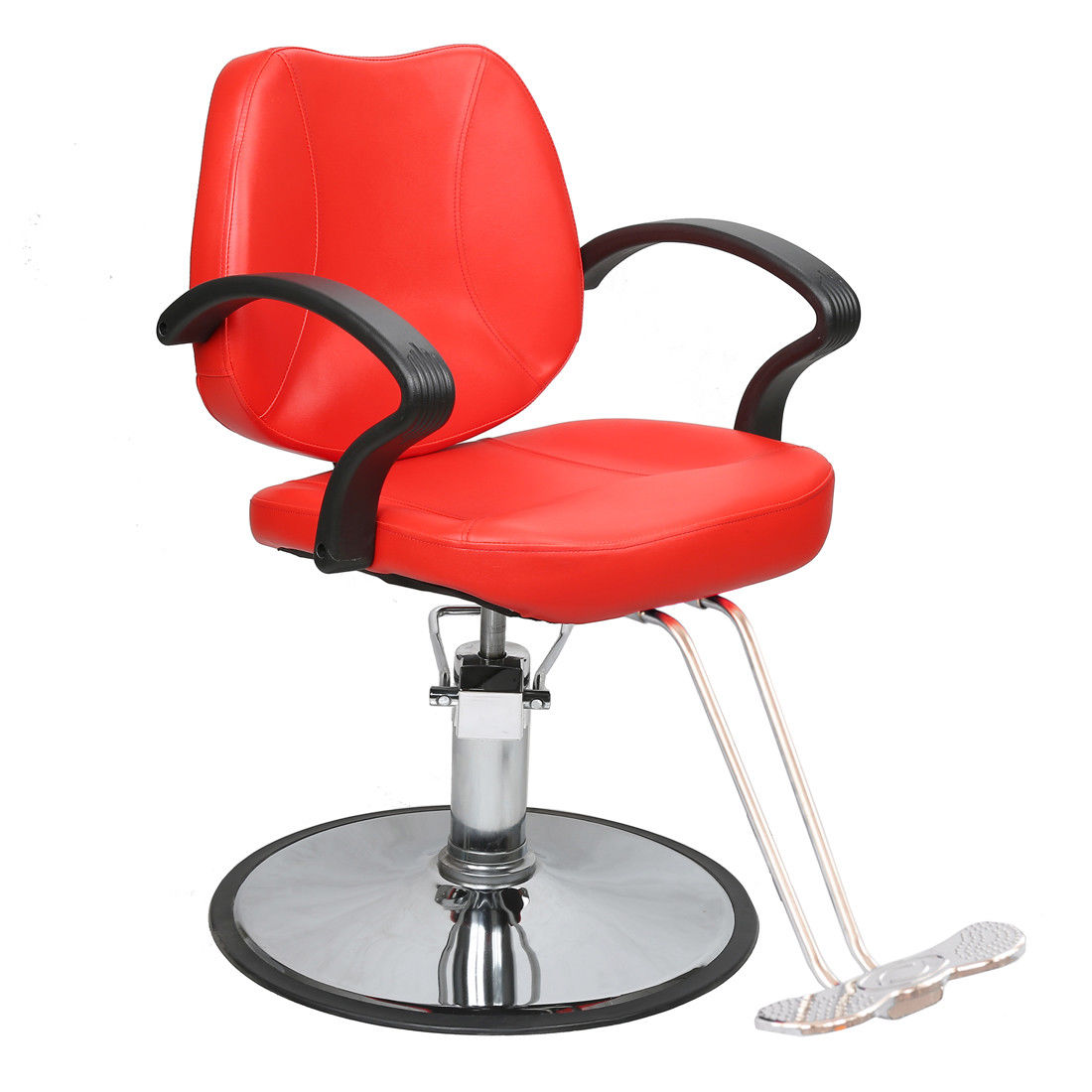 Hydraulic Chairs Classic Hydraulic Barber Chair Salon Beauty Spa Chair 8801