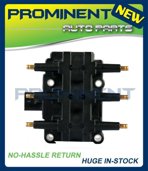 small resolution of details about uf305 new ignition coil pack for chrysler dodge jeep wrangler v6 3 3l 3 8l uf412