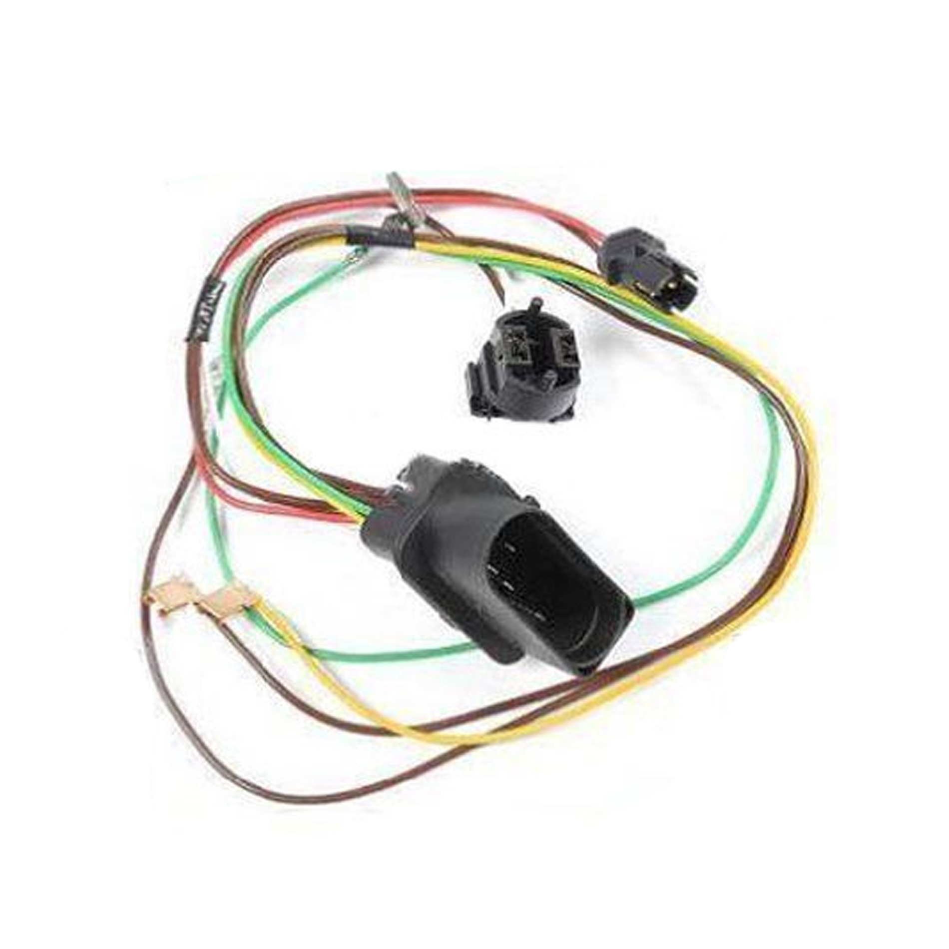 hight resolution of details about for brand new vw passat 3b0971671 headlight wire harness connector repair kit