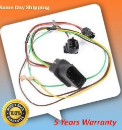 for brand new vw passat 3b0971671 headlight wire harness connector repair kit [ 1900 x 1900 Pixel ]