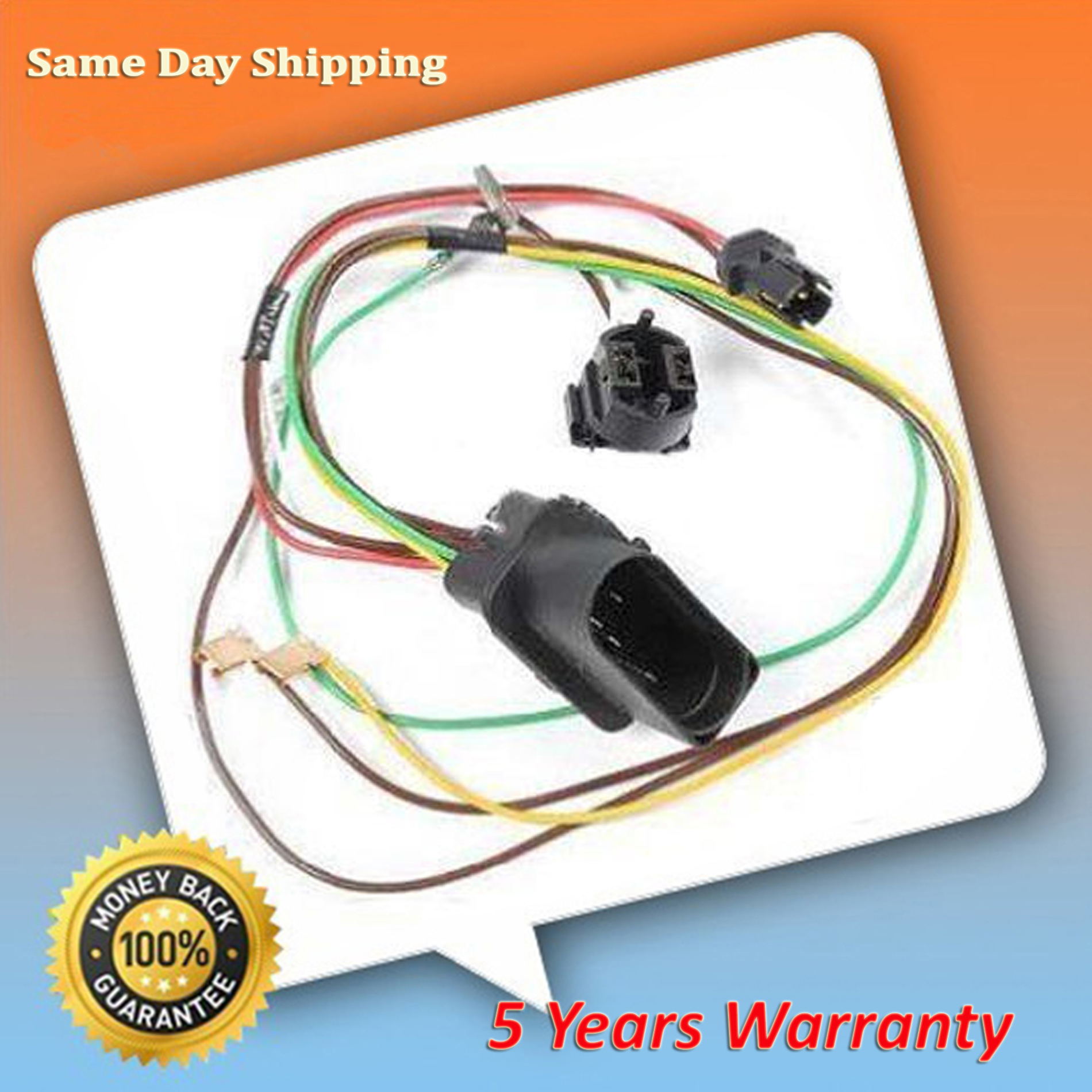hight resolution of for brand new vw passat 3b0971671 headlight wire harness connector repair kit