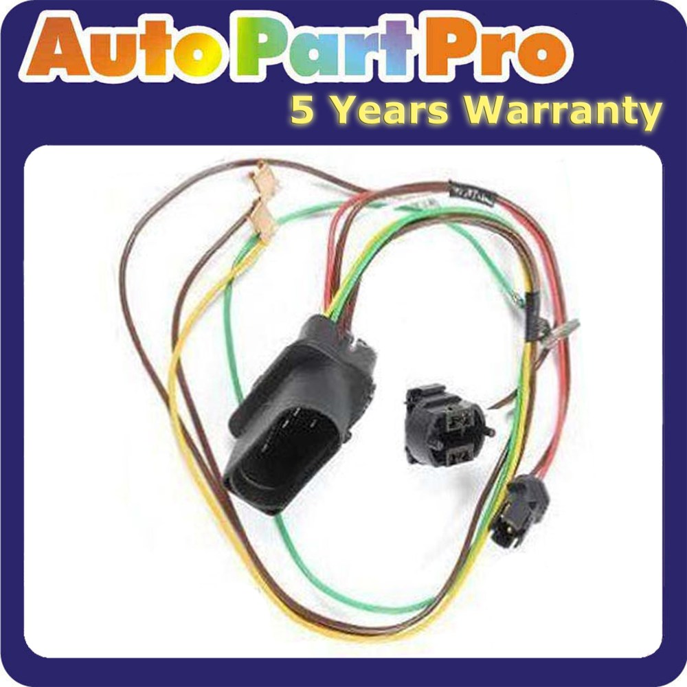 medium resolution of for vw passat 3b0971671 brand new headlight wire harness connector chevy 3 prong headlight plug sockets w 12 leads wiring harness ebay